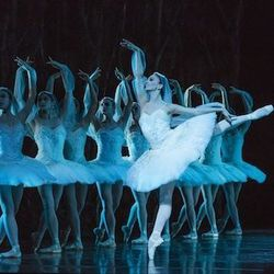 Dancer Victoria Jaiani.