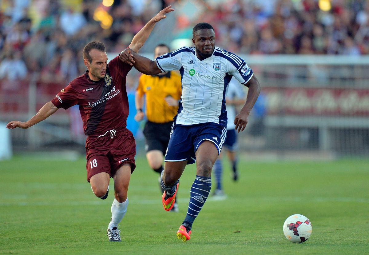Soccer : Sacramento Republic V West Bromwich Albion
