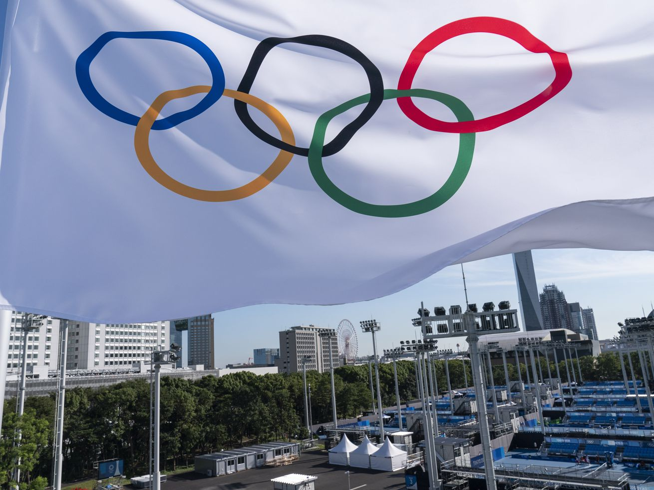 The 2021 Tokyo Olympics have been called into question for several reasons.