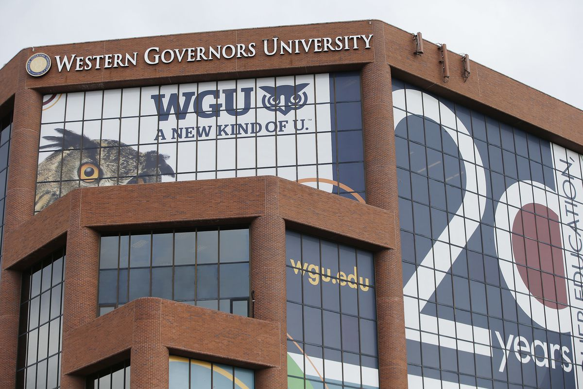 Western Governors University is pictured in Millcreek on Thursday, Sept. 21, 2017.