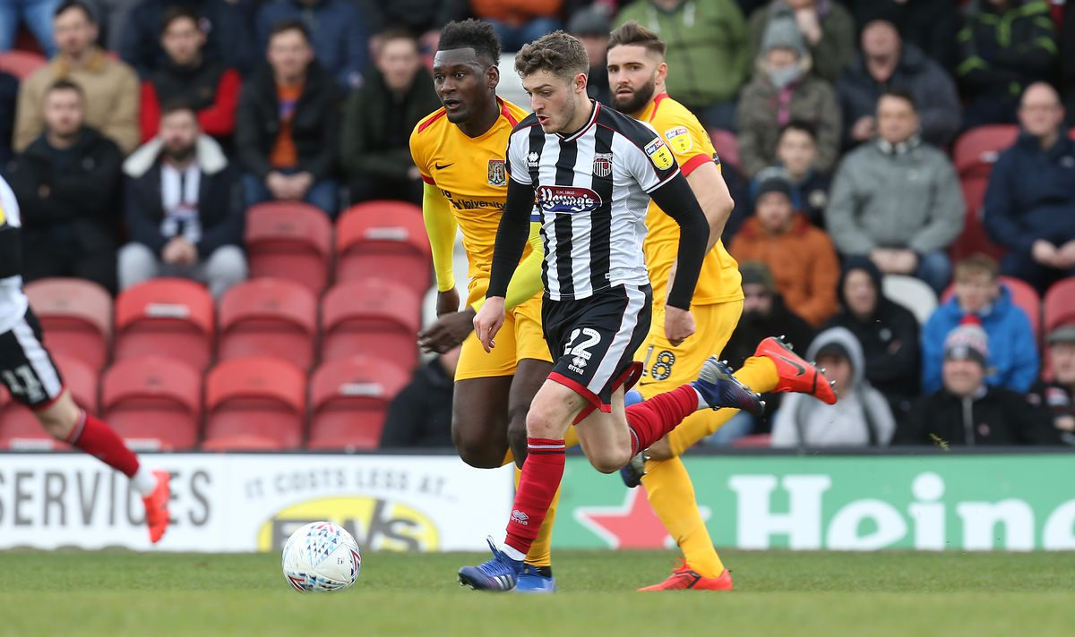 Grimsby Town v Northampton Town - Sky Bet League Two