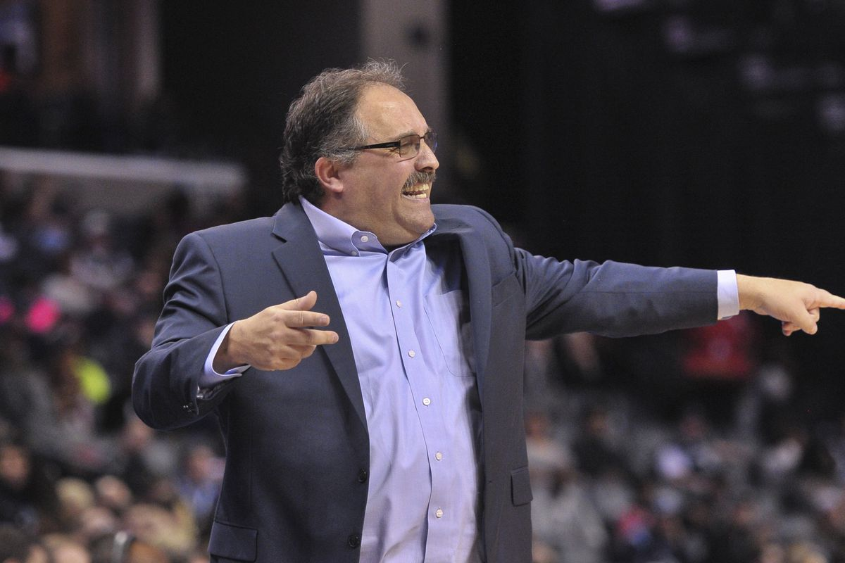 Who could replace Stan Van Gundy as Detroit Pistons head coach if ...