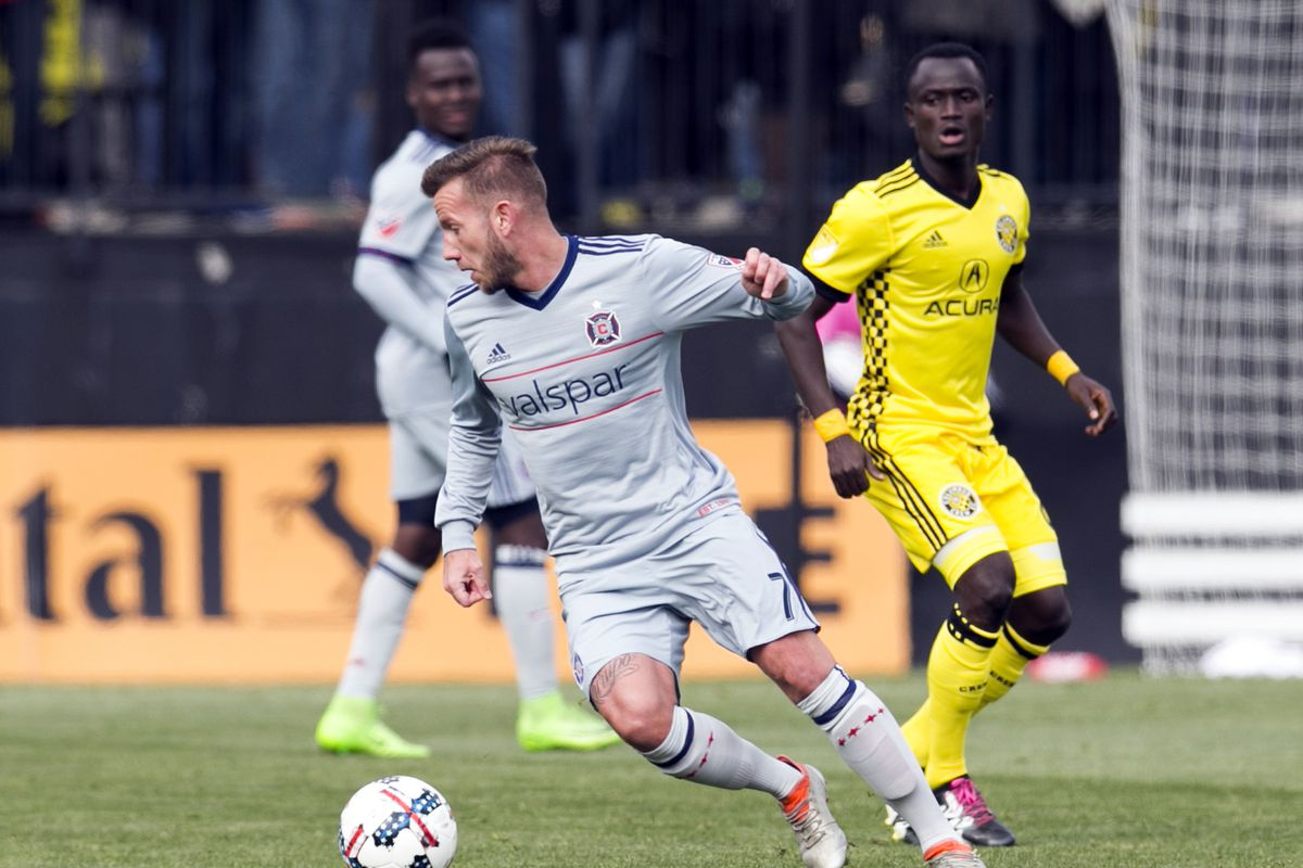 MLS: Chicago Fire at Columbus Crew SC