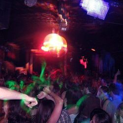 """<b>Dancing at <a href=""""https://www.facebook.com/thebarbary/"""">The Barbary</a></b><br> Dance shoulder to shoulder with the hipsters at this dive bar/dance club. Swap your bachelorette tiara for a PBR if you want to blend in with the cool kids.   <br></br"""