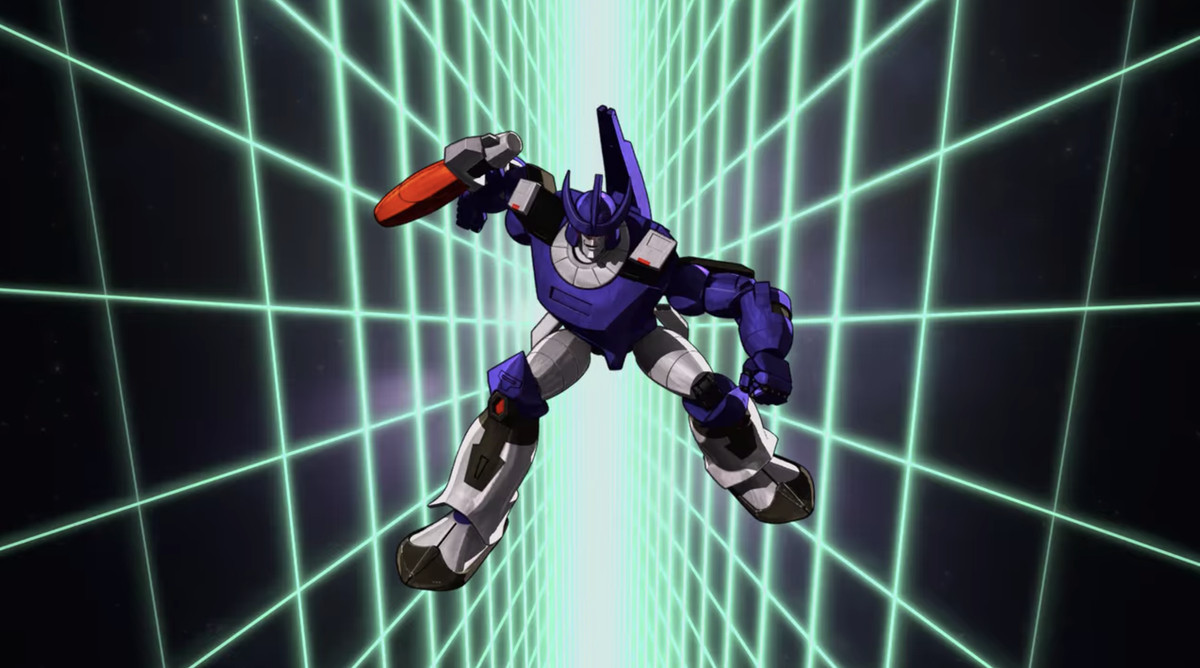 Galvatron time travels from the future in Transformers: Earthrise