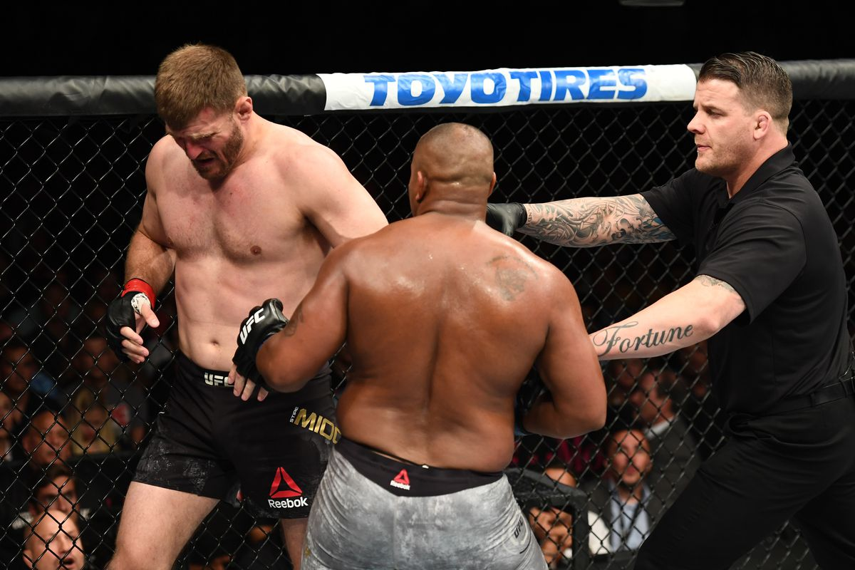 Report Stipe Miocic Sidelined Until 2020 After Suffering