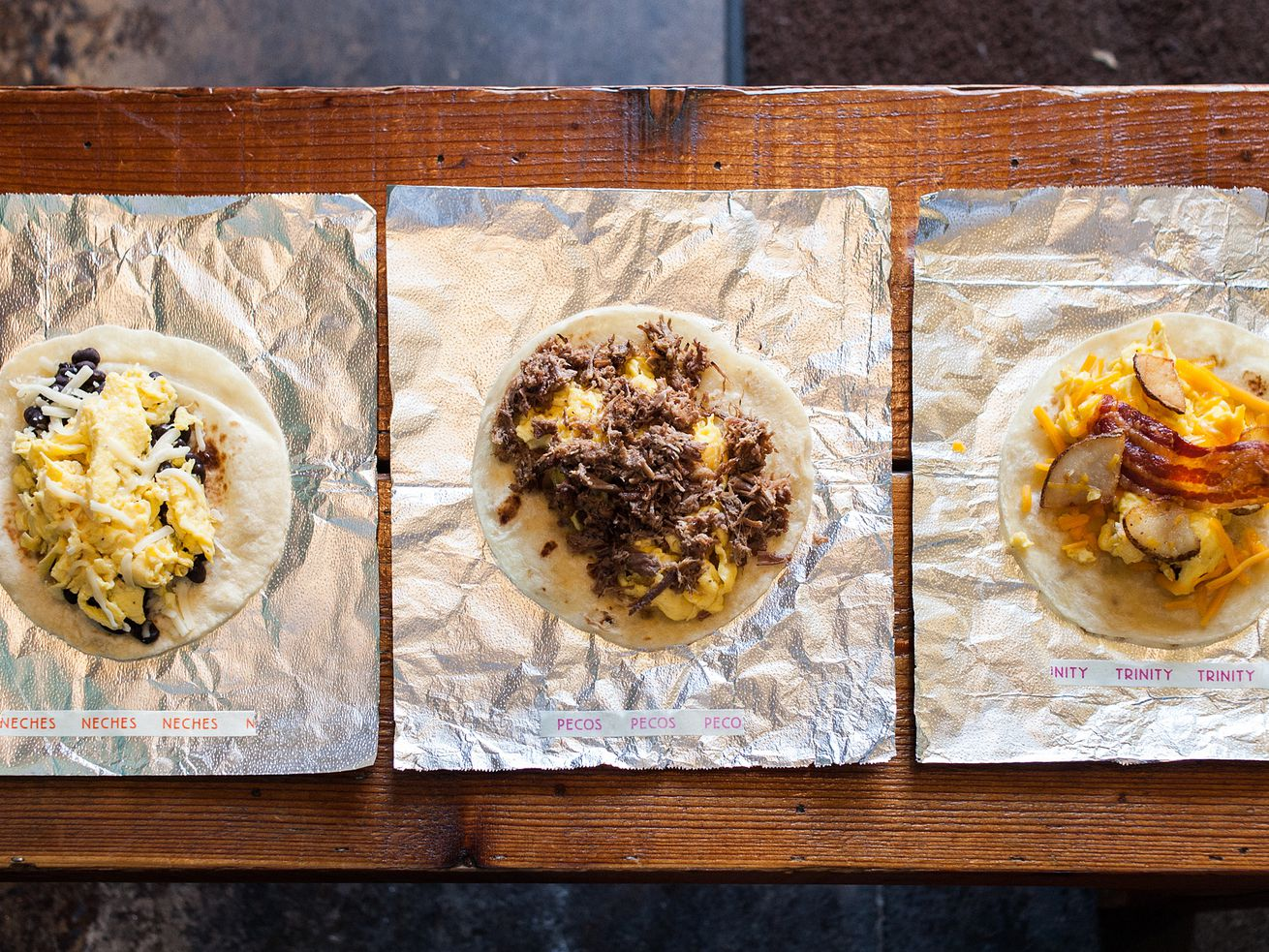 Tacos from HomeState