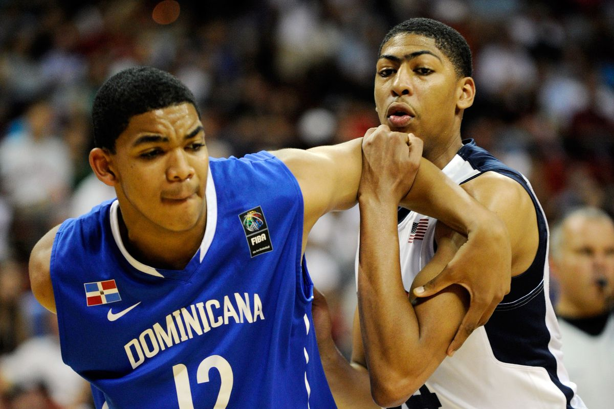 Karl Towns is just too awesome not to come to Kentucky