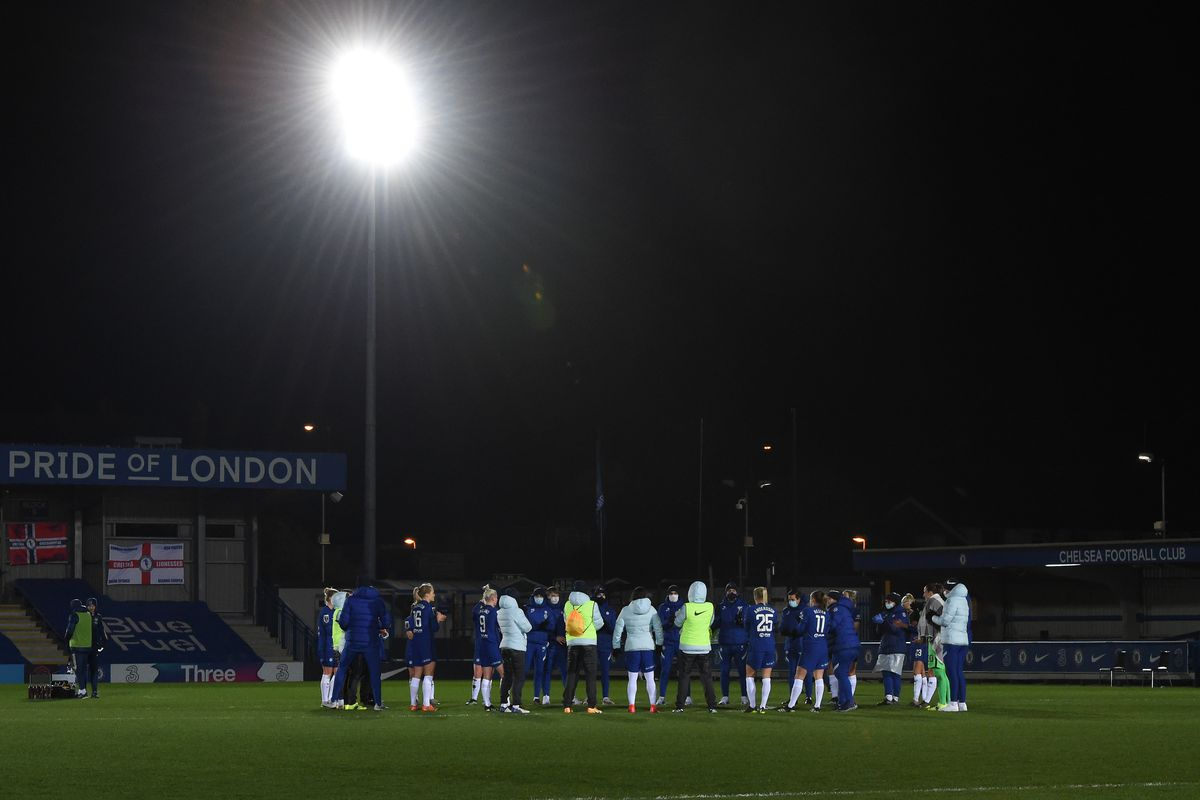 Chelsea Women v Arsenal Women - Barclays FA Women's Super League