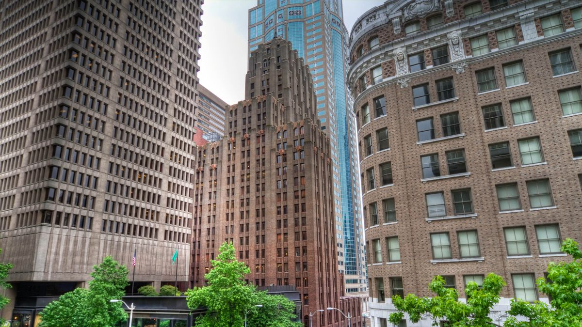 The Seattle Tower Is A Gorgeous Exercise In Art Deco Flamboyance