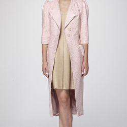 "KatieM Retro Jacquard Coat, <a href=""http://www.shopnarapaz.com/KatieM-Retro-Jacquard-Coat-201-200-100.htm"">$1140</a>"