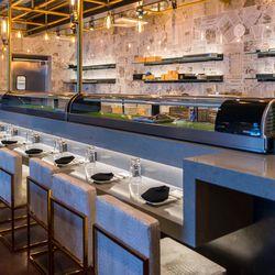 Sake Rok's sushi bar