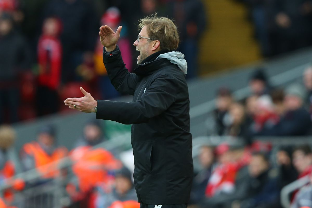 Liverpool v Wolverhampton Wanderers - The Emirates FA Cup Fourth Round