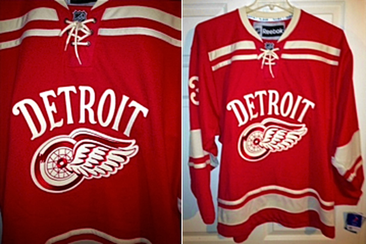 wholesale dealer 63259 a067a 2014 Winter Classic jerseys may have leaked - SBNation.com