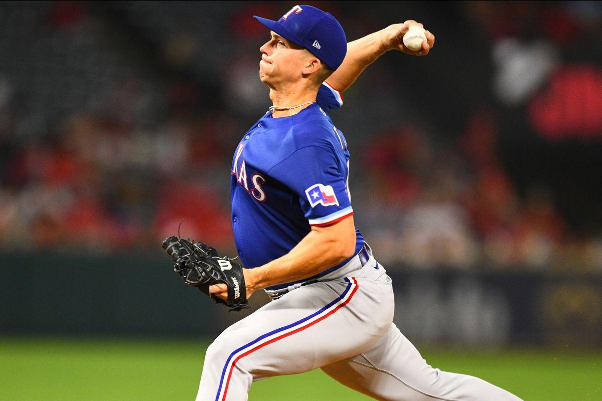 MLB: SEP 03 Rangers at Angels