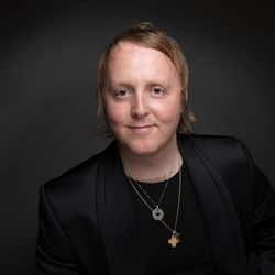 Musician James McCartney poses for a portrait during the 2012 Sundance Film Festival on Monday, Jan. 23, 2012, in Park City, Utah. (AP Photo/Victoria Will)