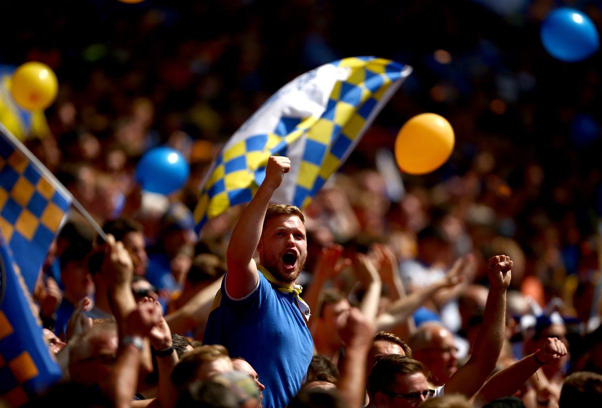 Rotherham United v Shrewsbury Town - Sky Bet League One Play Off Final