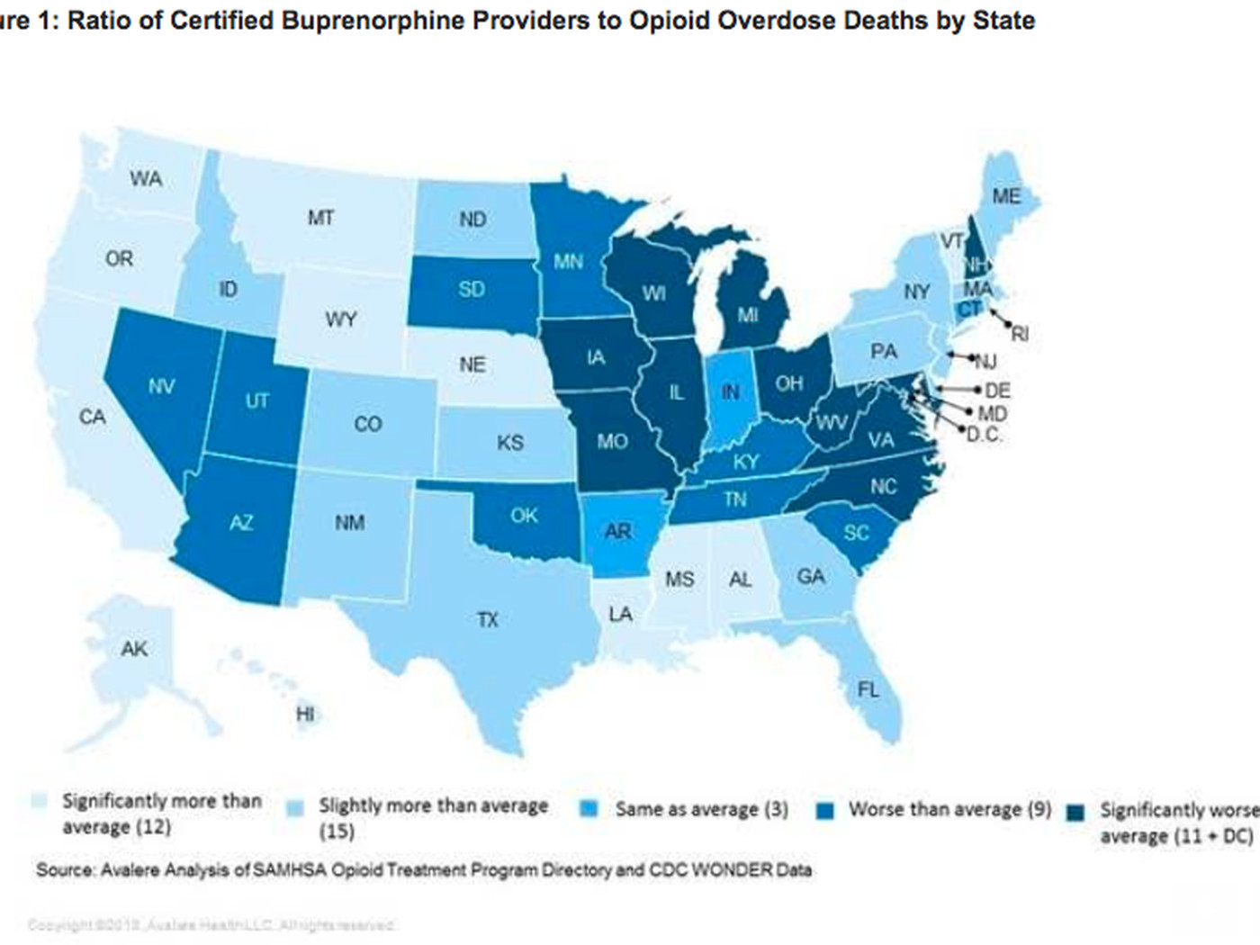 The States Taking The Opioid Epidemic Seriously And Not In One