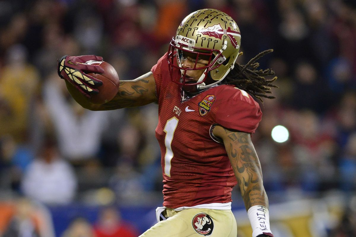 Kelvin Benjamin will be among those to watch in Monday night's BCS Championship.