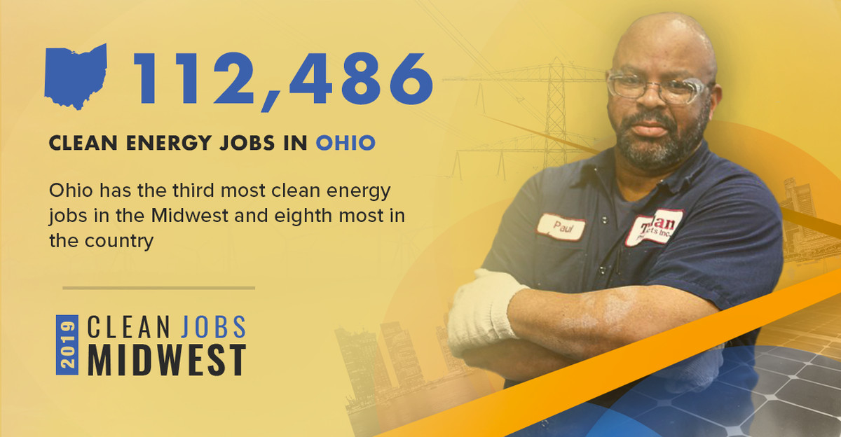 ohio clean energy jobs
