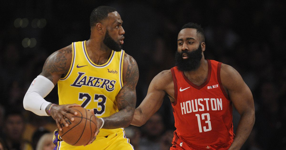 Upcoming Rockets vs. Lakers game is a season crossroads ...