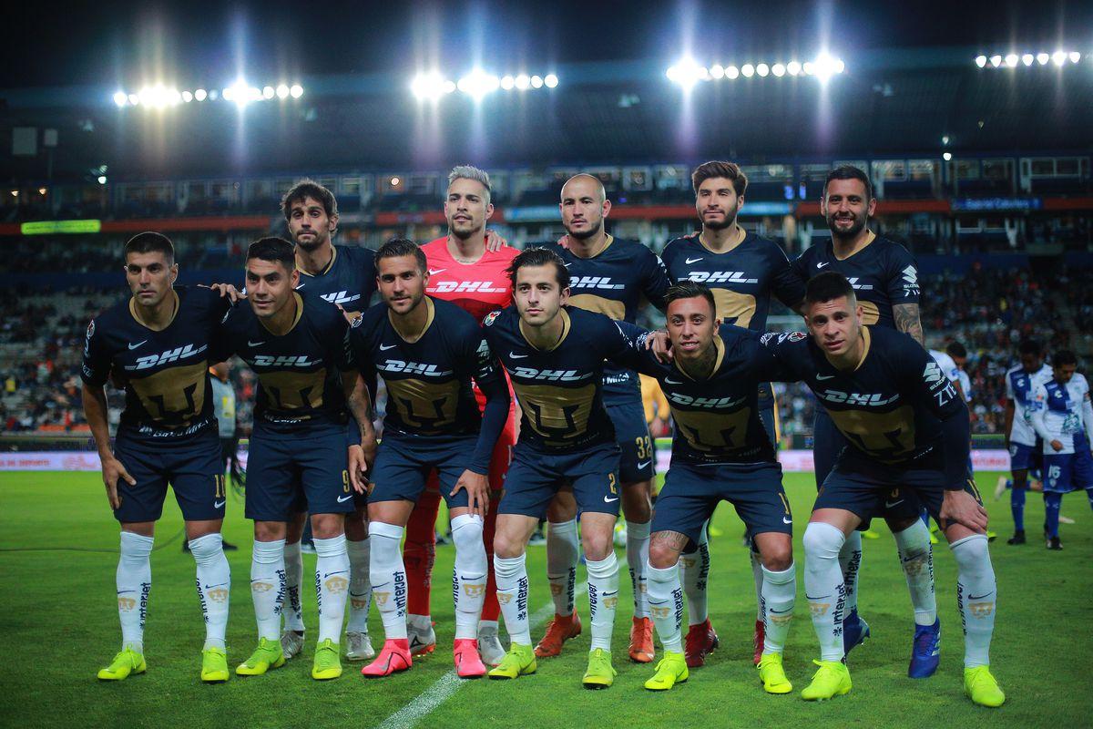 Pachuca v Pumas UNAM - Torneo Clausura 2019 Liga MX