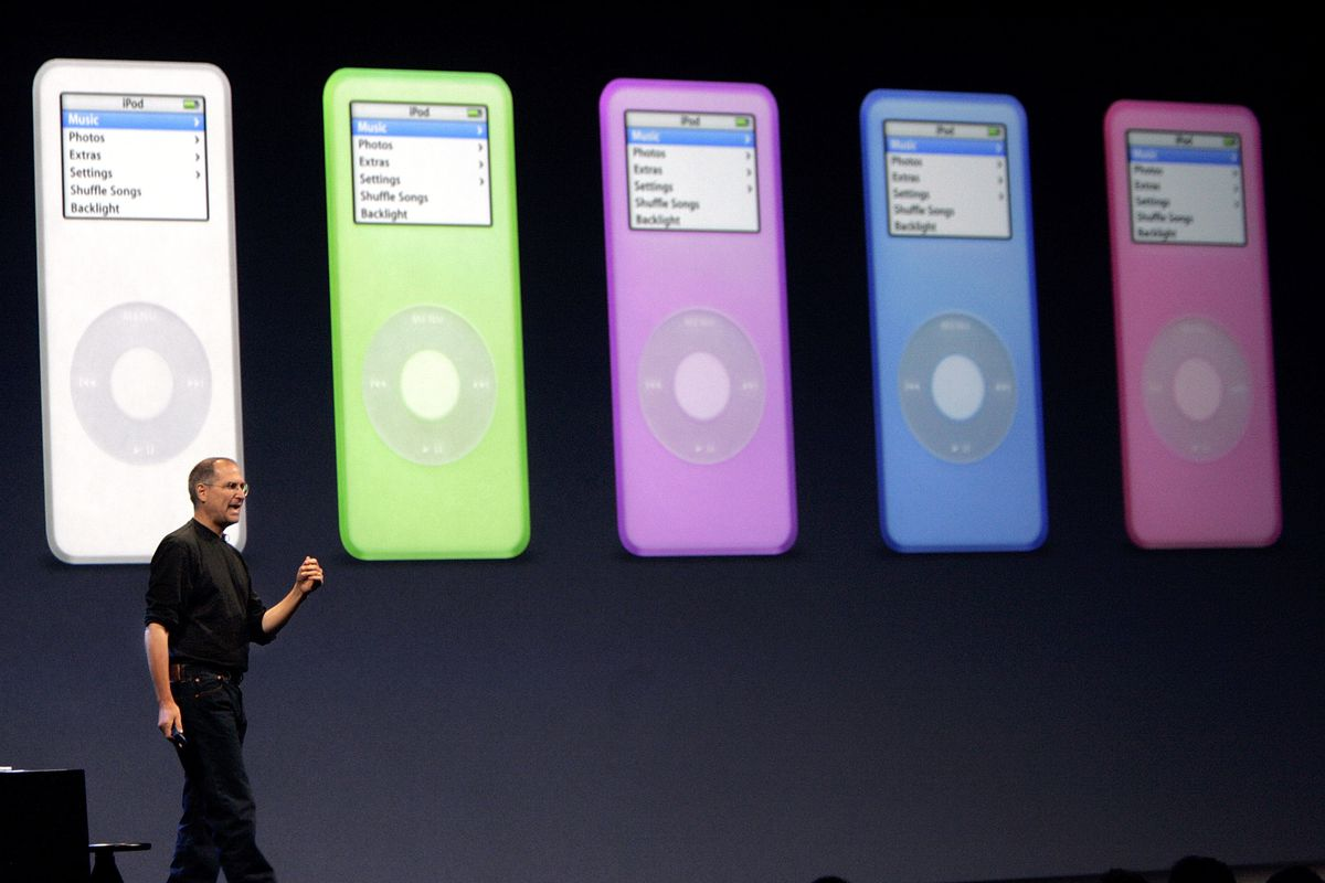 Apple is retiring the iPod nano, a tiny gadget that made a