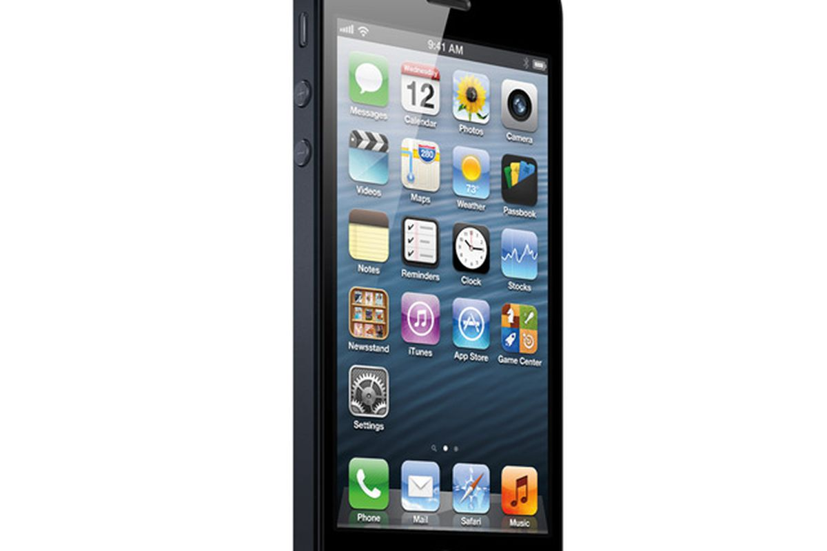 Apple Announces 4 Inch IPhone 5 With LTE Lightning Connector