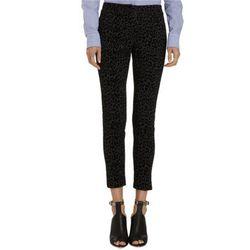 "<b>Thakoon Addition</b> jacquard pants, <a href=""http://www.barneyswarehouse.com/thakoon-addition-leopard-jacquard-slim-pants-503067550.html?index=5&cgid=clearance-whswclothing"">$74.50</a>"