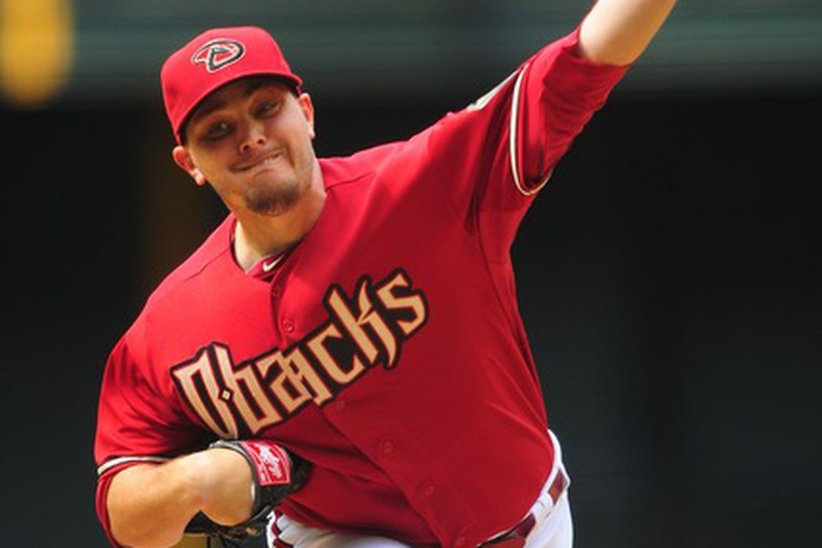 The main lesson I've learned doing SnakeBytes- ever pitcher looks really goofy in mid-delivery, even a guy who pitched as well as Wade Miley did yesterday. Yet every sports photographer takes the picture. Jerks.