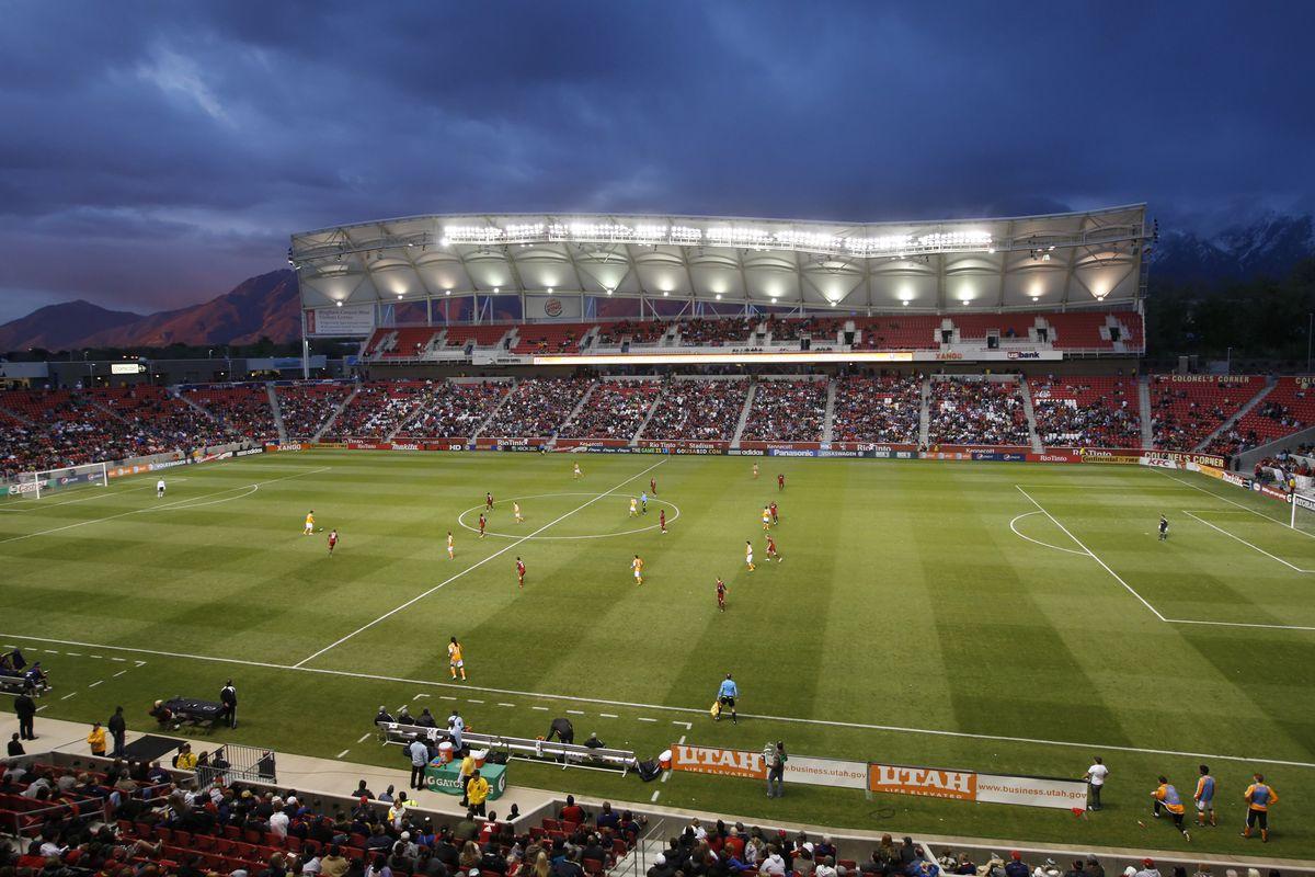 Houston Dynamo v Real Salt Lake