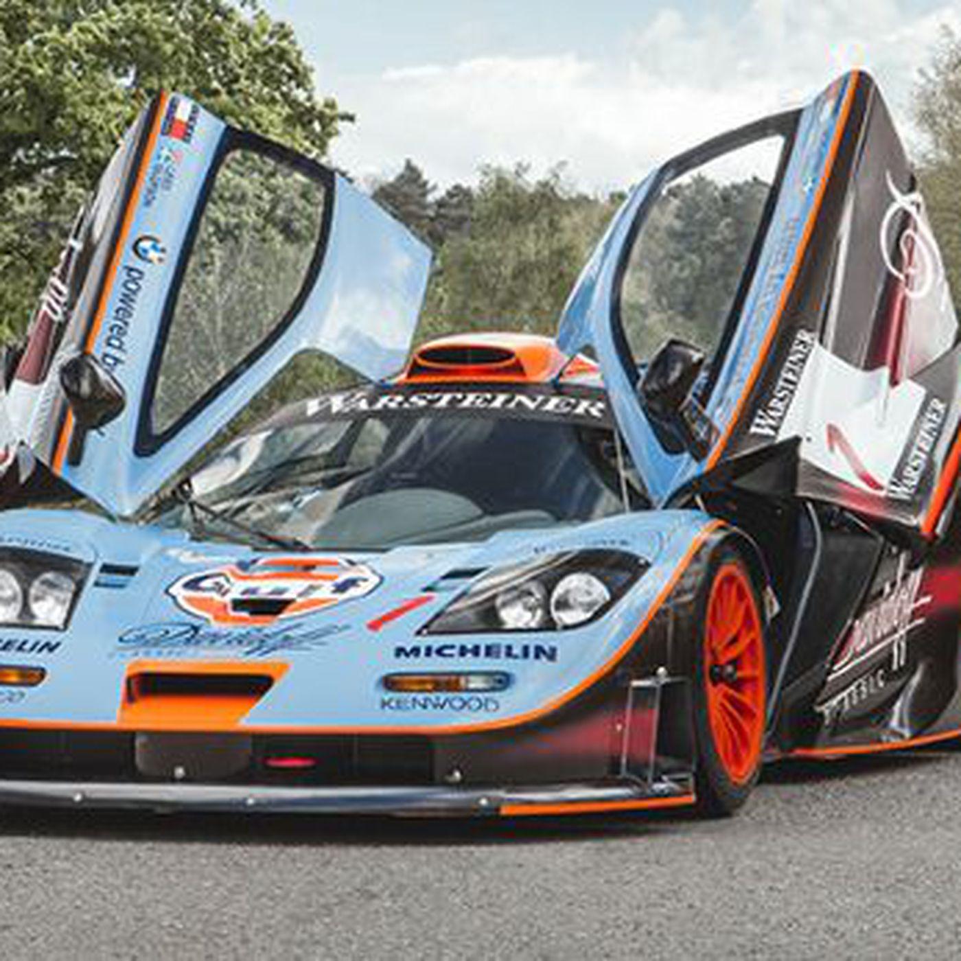 Top Gear S Mclaren F1 Is Up For Sale The Verge