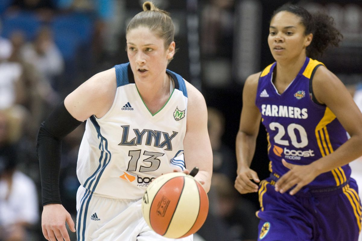 So far this season, the Sparks' struggle to win on the road is the difference between them and the Lynx.