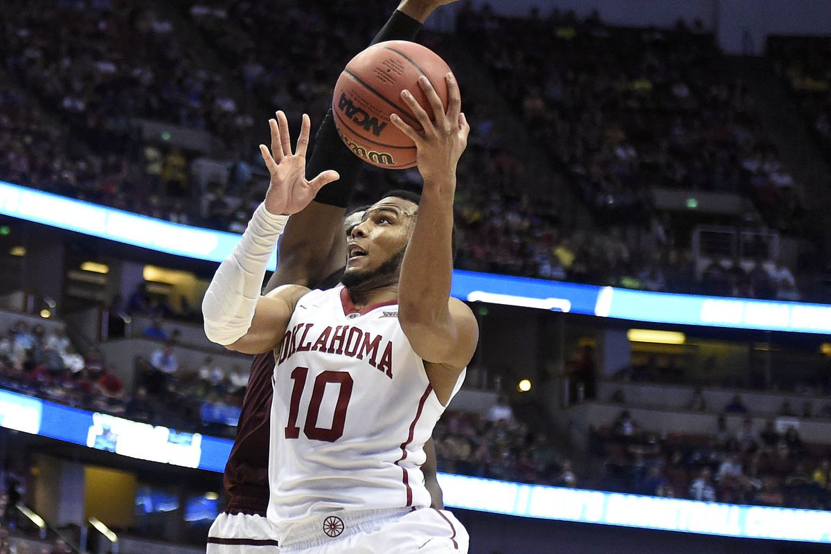 Buddy Hield dropped 17, but it was Jordan Woodard who led the Sooners into the Elite Eight.