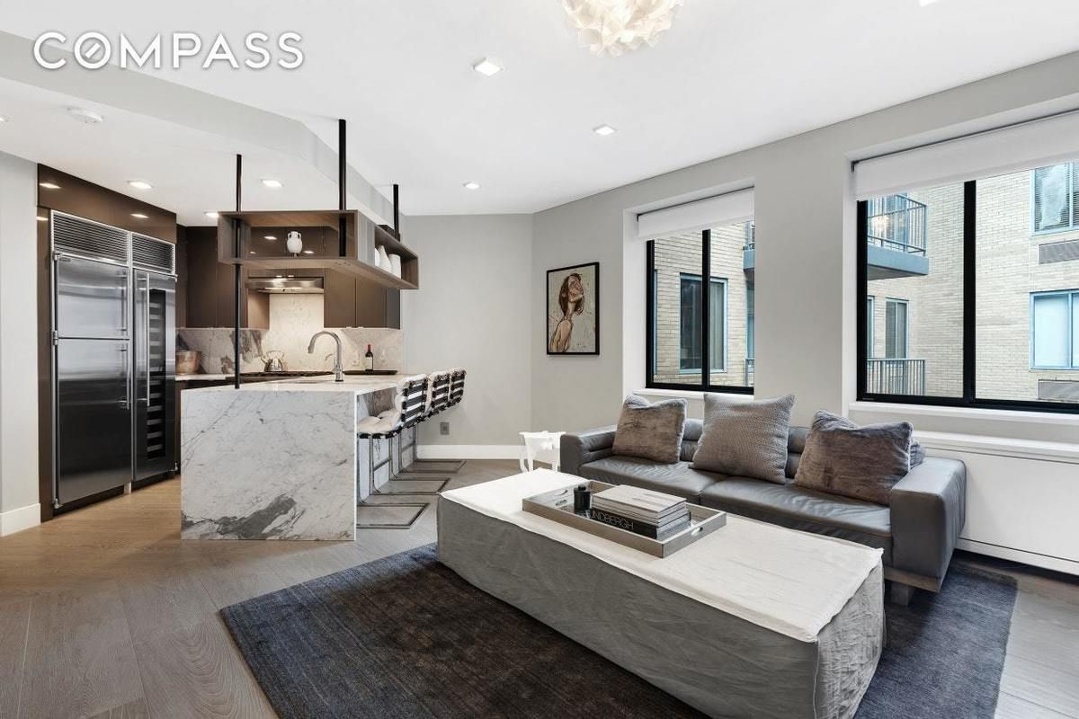 How Much For A West Village Studio With Designer Quality Finishes