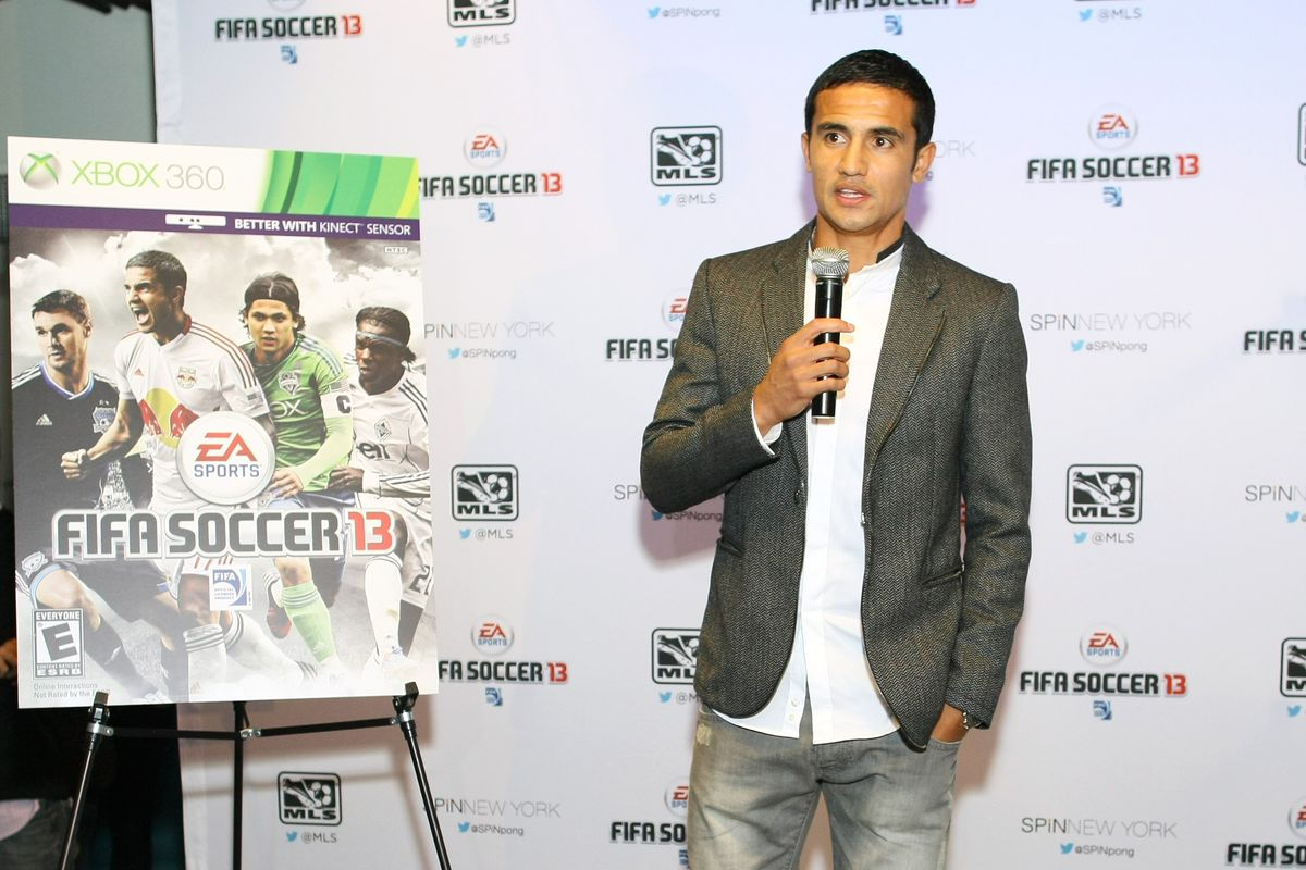 FIFA Soccer 13 Launch Tournament