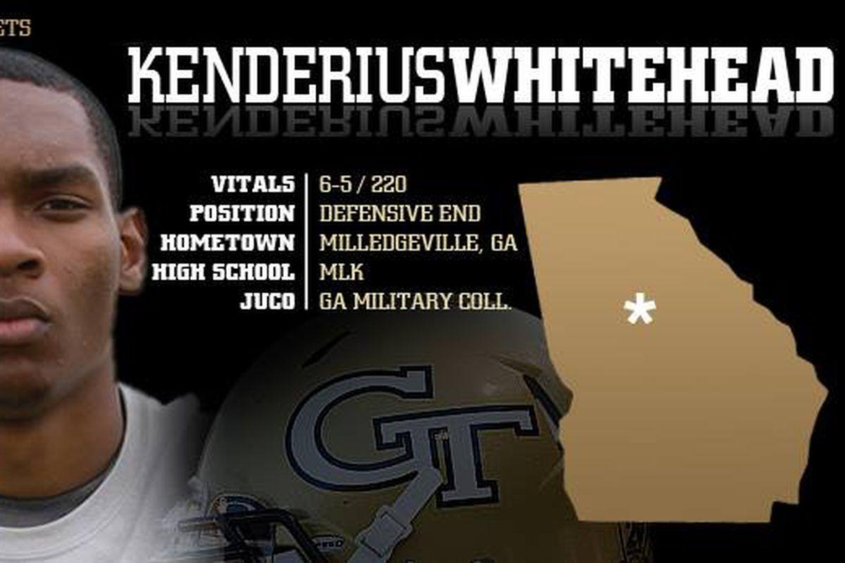 Georgia Tech Yellow Jackets Recruiting: Meet Kenderius ...
