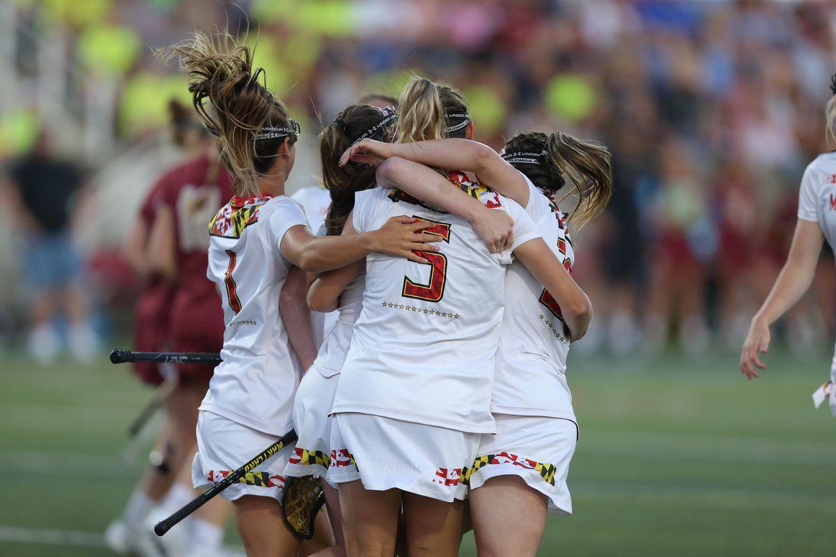 NCAA Lacrosse: Women's Lacrosse Championship-Maryland vs Boston College