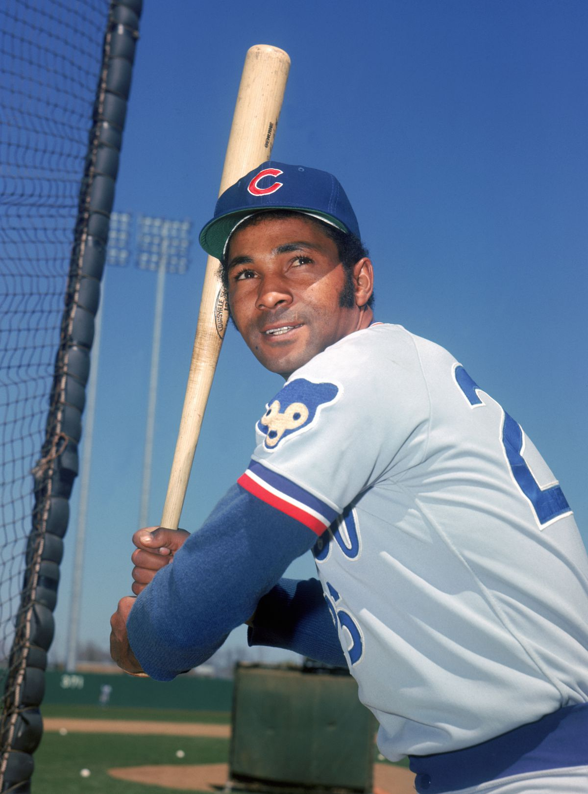billy williams 1972 (Louis Requena/MLB Photos via Getty Images)