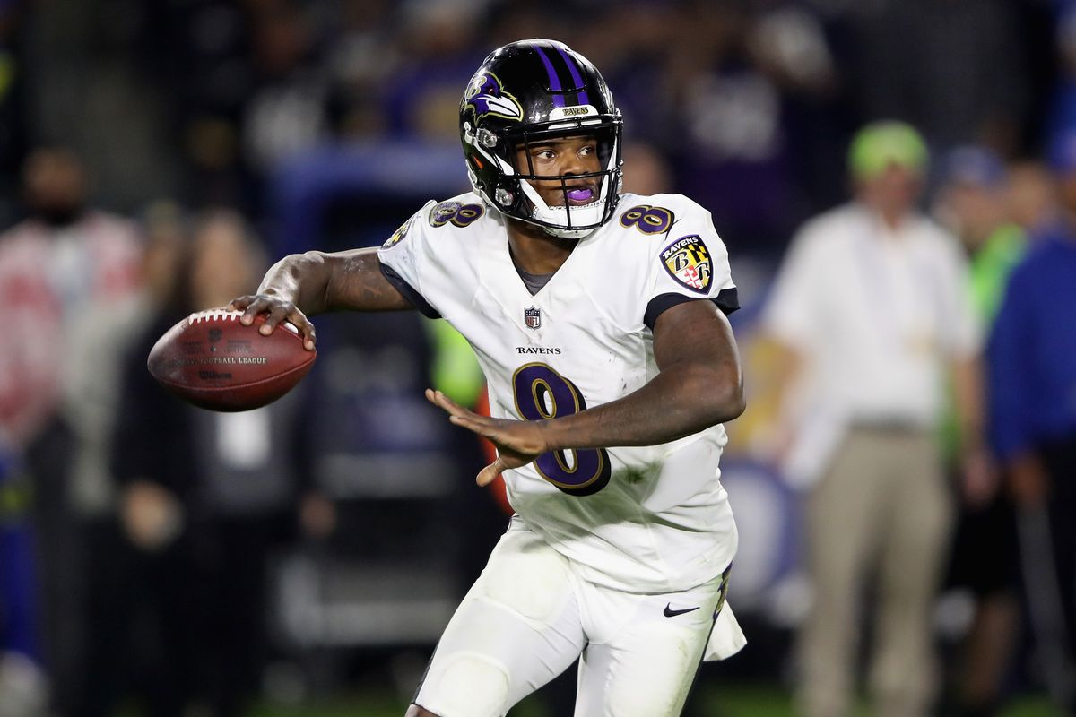 Baltimore Ravens v Los Angeles Chargers