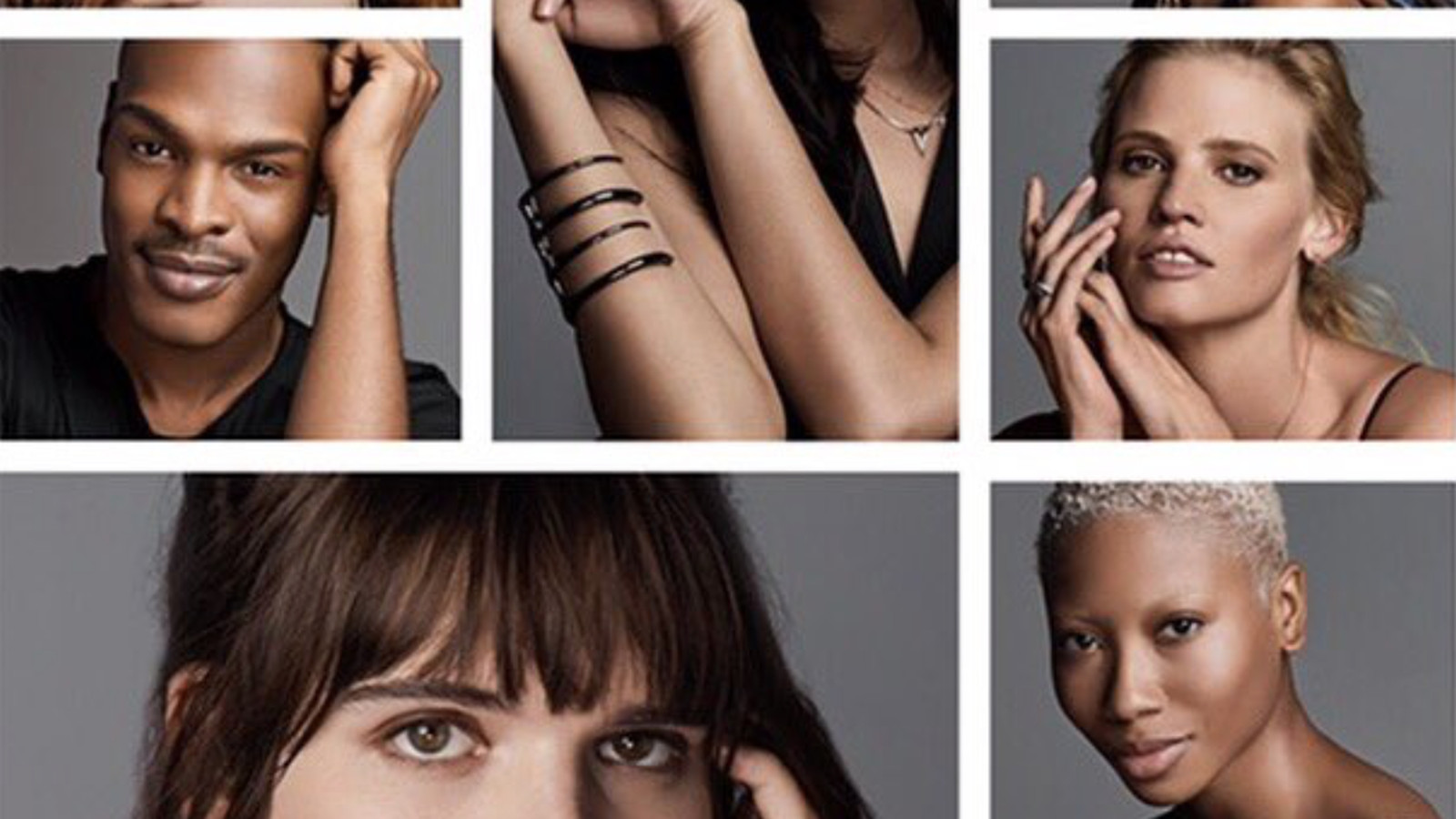 Hari Nef Stars in What Might Be the Most Diverse Beauty Ad Ever
