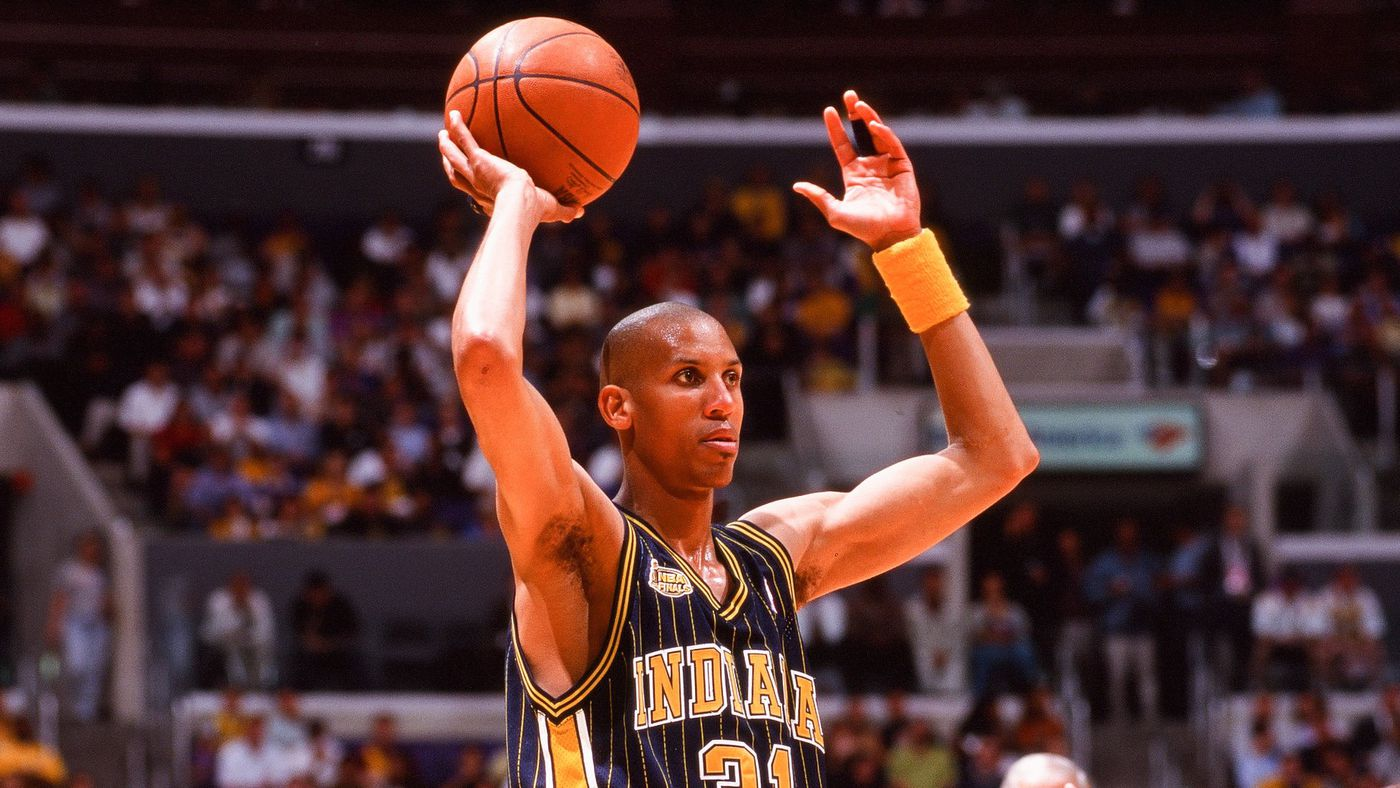 'Book of Basketball 2.0': Reggie Miller and the Pyramid (With Shea Serrano)