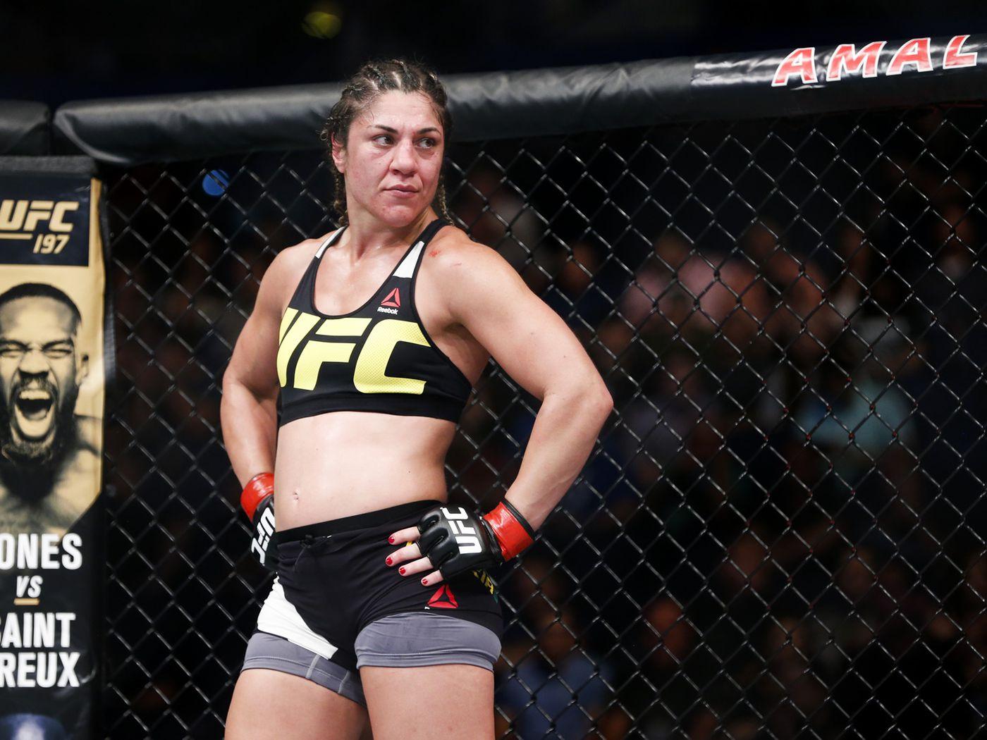 Former title contender Bethe Correia