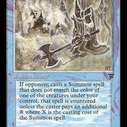 1994 Magic the Gathering Middle Ages Sticker SHADOW DRAKE Banned MtG