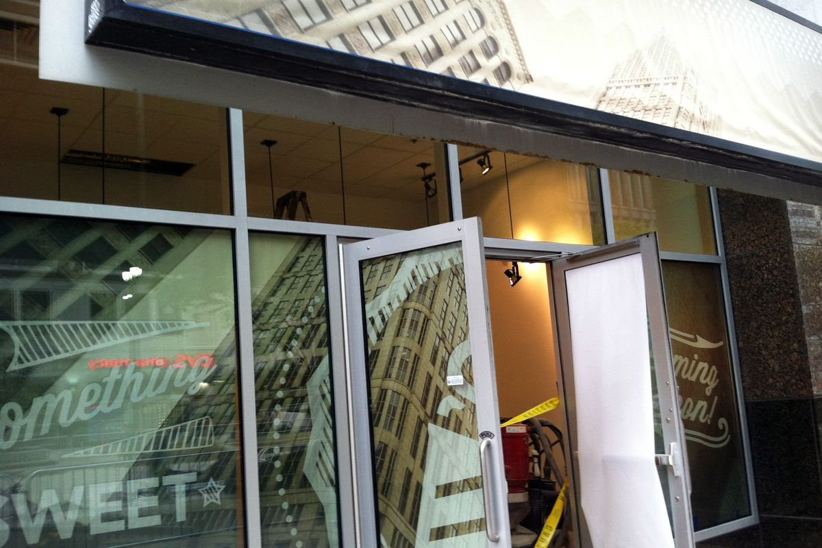 """A new """"water ice"""" shop will fill the frozen dessert vacancy left by Ben & Jerry's."""