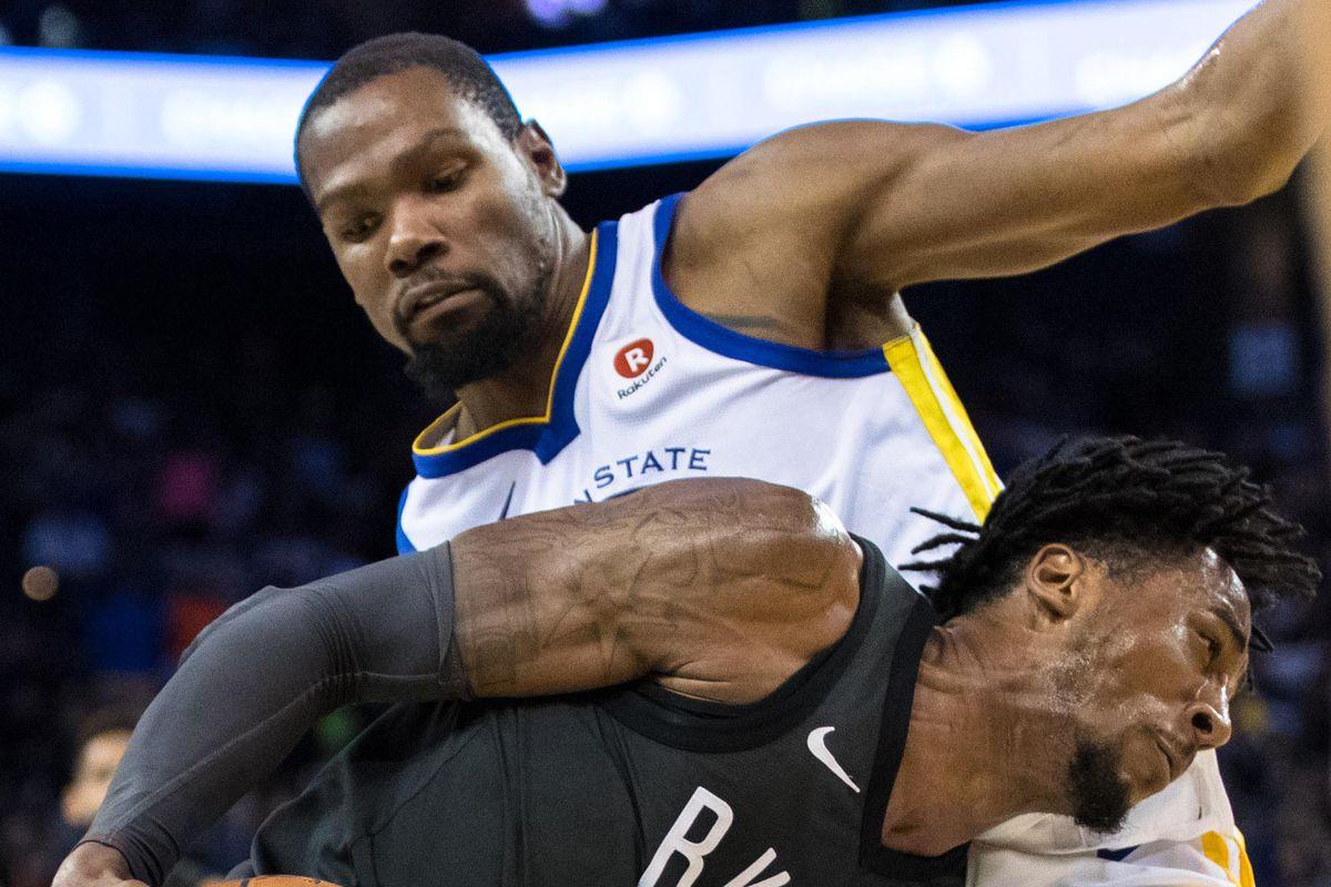 NBA: Brooklyn Nets at Golden State Warriors