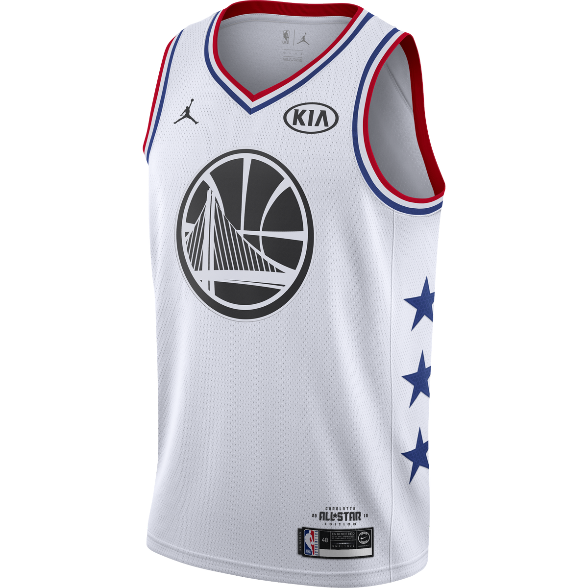 2996cacda9bb Kevin Durant 2019 All-Star Game Nike Swingman Jersey for  119.99 Fanatics