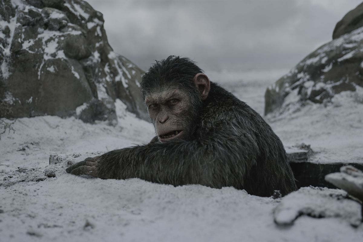 the deadly virus in planet of the apes is a fictional flu inspired