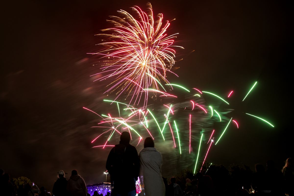 New Zealand Welcomes 2021 With Firework Display