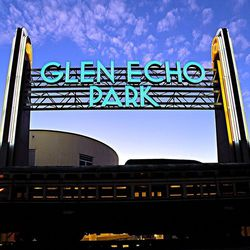 """<b>Glen Echo Park,</b> <em>Glen Echo, MD:</em> <a href=""""http://www.glenechopark.org"""">Glen Echo Park</a> has plenty of spaces to rent out for a wedding, from a Mediterranean style Art Deco ballroom to a more casual open-air <a href=""""http://icaimages.blogsp"""